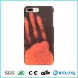 Wärmeempfindliche Farben-ändernder Telefon-Kasten für iPhone 8