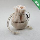 Saco personalizado venda por atacado de Flannelette do espaço em branco da boa qualidade