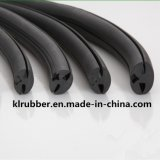 Profissional Customized Sheet Metal Edge Protection Rubber Seal Strip