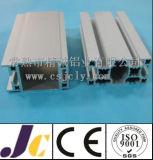 Perfil de alumínio 6061 T6, liga de alumínio anodizado (JC-P-84063)