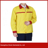 Roupa uniforme protetora barata por atacado da fábrica (W221)