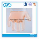 Удалите HDPE перчатки для производства продуктов питания