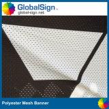 Segno duro eccellente della costruzione della rete fissa della bandiera della maglia del poliestere