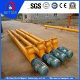 Transporte de parafuso espiral flexível da tubulação de aço de carbono do fabricante de China do ouro