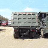 주문을 받아서 만들어진 트럭 HOWO 덤프 트럭을 채광하는 50 톤