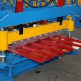 Panel-Rolle des Farben-Stahlwellen-Dach-R, die Maschine bildet