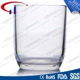 180ml grau FDA isento de chumbo do Copo de vidro (CHM8193)