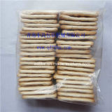 Multi-Row Biscuit on Edge Flow Wrapping Machine