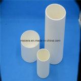 Tubo di ceramica del corindone del tubo dell'allumina 99 Al2O3