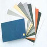 Matériau PVC couleur feuille PVC rigide