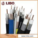 La comunicación cable coaxial RG6 para interiores, CATV / Sistemas de CCTV