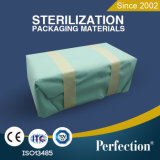 Ruban indicateur auto-adhésif de stérilisation