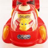 Carro plástico novo do balanço dos brinquedos do bebê dos PP com caixa traseira