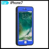 De volledige Beschermer van het Scherm van de Dekking van de Bescherming Schokbestendige Ruwe Ingebouwde voor iPhone 7 van de Appel Geval