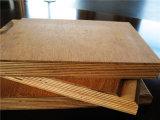 E1 pegamento decorativo de madera contrachapada de pino para Muebles