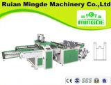 Zwei Zeile Heizungs-Dichtungs-Wärme-Ausschnitt-Beutel, der Maschine (MD-DFR-350X2/450X2A, herstellt)