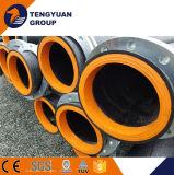 Tubo d'aspirazione dei residui di Dn20mm-1600mm per il progetto di dragaggio