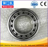 Wqk Peilung-Stahlrahmen-zylinderförmiges Rollenlager NU 214 e. C. 3