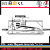 Plaat-type de Magnetische Natte Methode van de Separator voor Porseleinaarde, Quarz, Kiezelzuur