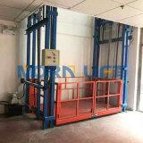 Levage hydraulique de plate-forme d'entrepôt de 4 étages