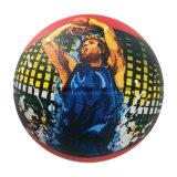 Le néon de couleur de basket-ball en caoutchouc de haute qualité