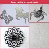 Machine de découpage inférieure de laser de source de fibre de consommation du meilleur modèle pour le métal précieux