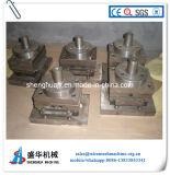 Máquina do engranzamento do arame farpado da lâmina da tira da alta qualidade nove