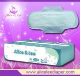 Serviettes sanitaires régulières (ALS-240A)