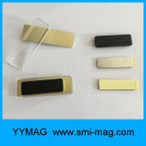 Étiquettes de nom de magnétique de haute qualité
