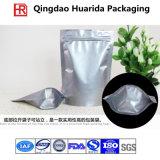 Встать продовольственной мешок из алюминиевой фольги с выемкой