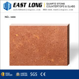 Surface Polished douce durable de pierre de quartz pour la vente en gros