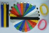 Buntes Handgelenk-Band USB-Scheibenkeil-Laufwerk (PZB004)