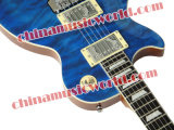 Afanti Music Lp Guitare électrique personnalisée à main gauche (CST-950)