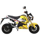 Motocicleta elétrica poderosa desportiva com certificado CEE