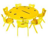 Красочный Детский круглый стол / детей школьной мебели (SF-23K)