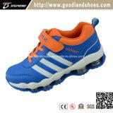 Chaussures occasionnelles de gosses de sports neufs avec la rondelle à ressort Hf598-3