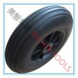 손수레 트롤리 10X2를 위한 PU 거품 바퀴