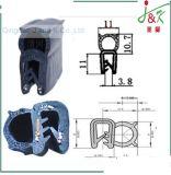 RubberCo-extrusie EPDM voor Auto, Kabinet, Container