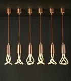 Eindeutige hängende Lampe der Auslegung-LED