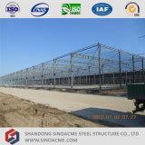 Sinoacme 가벼운 강철 구조물 창고 건축
