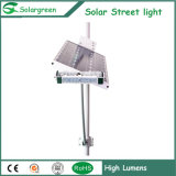 15W Waterproof Lifepro4 Battery Solar LED Street Light