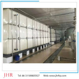 20 Cubic Meter Broad Capacity Sectional SMC FRP Toilets Tank