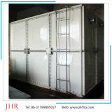 De corrosiebestendige FRP Tank van het Water van de Glasvezel SMC Rechthoekige