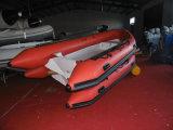 De opblaasbare Boot van de Rib van de Visserij, de Militaire Boot van de Rib, de Boot van de Rib Hypalon