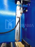 Machine à cintrer de plaque hydraulique de commande numérique par ordinateur