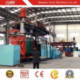 Дуновение отлило отлитую в форму машину в форму автоматический Qingdao цистерны с водой HDPE большой