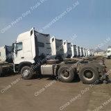 China 420 CV HOWO A7 6X4 Trator Volvo Semi veículos para venda