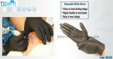 Disposable Strong Stretchable Us En455 Gants d'examen chirurgical Nitrile sans fil standard (NG100)