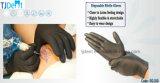 Starkes Wegwerfstretchable wir Standardfreies Nitril-chirurgische Prüfungs-Handschuhe des latex-En455 (NG100)