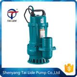 Pompa per acque luride sommergibile centrifuga del pozzo profondo di serie di Qw
